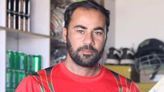 Noor Mohammad was banned after he was found guilty of approaching a national team player to spot-fix matches. Image: Twitter/@ACBofficials