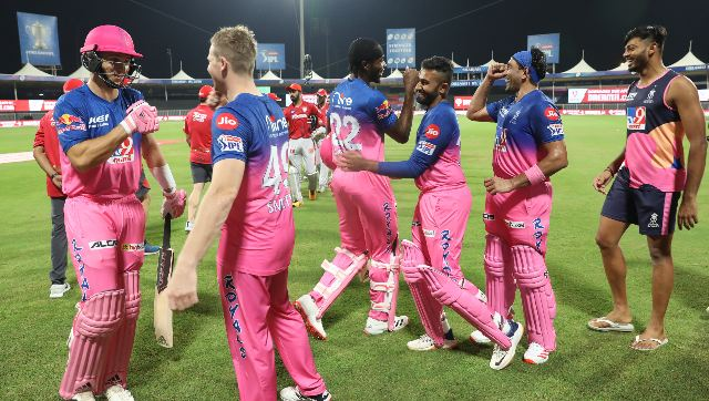 Rajasthan Royals scripted the highest-ever successful run chase in the IPL, when they overcame KXIP. Sportzpics