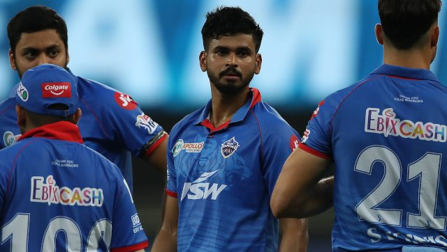 Shreyas Iyer's Delhi Capitals are the only team to win their first two matches. Image: Sportzpics for IPL