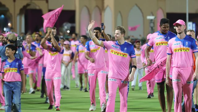 Steve Smith captained Rajasthan Royals in IPL 2020. Sportzpics