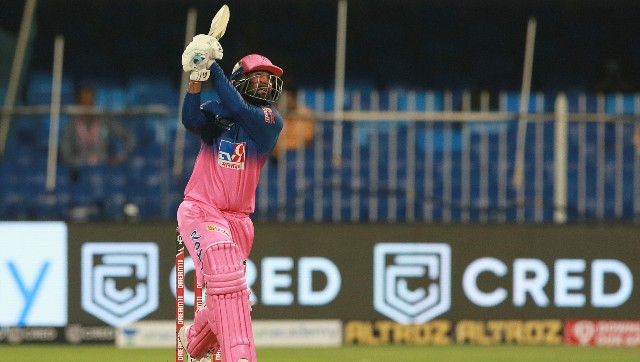 Rahul Tewatia's promotion in the batting order appeared to have backfired before the left-hander turned things around. Image credit: Rahul Gulati / Sportzpics for BCCI