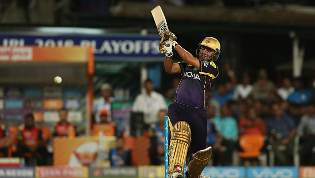 Piyush Chawla has contributed some crucial runs in the death overs. Sportzpics