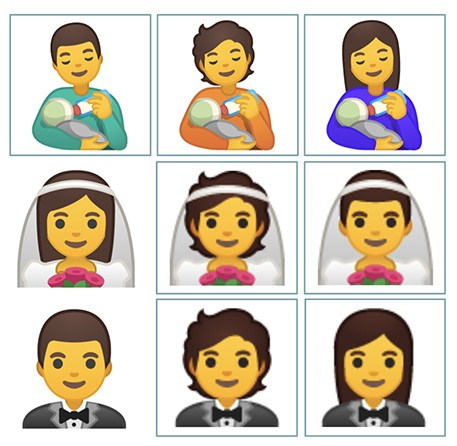 iOS 142 beta 2 brings 58 new emoticons including tea ninja people hugging black cat and more