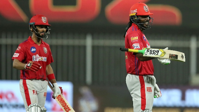 Chris Gayle (51 off 29 balls) and Mandeep Singh (66 off 56 balls) ensured an eight-wicket win for KXIP against KKR. Sportzpics