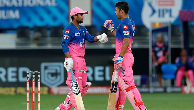 If it wasn't for Rahul Tewatia, the Royals would still be in the dumps. Sportzpics