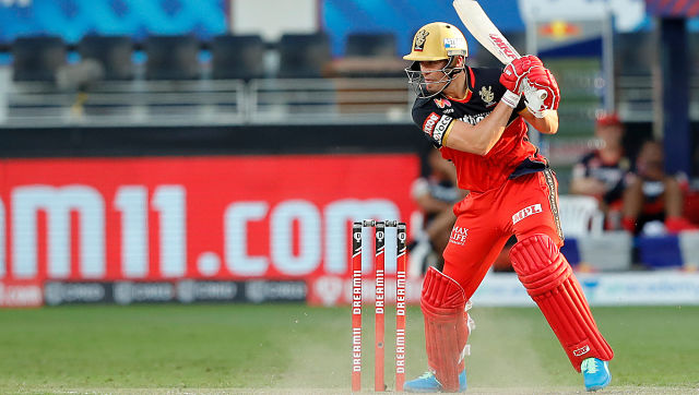 AB de Villiers has mastered the art of controlling his tempo. Sportzpics
