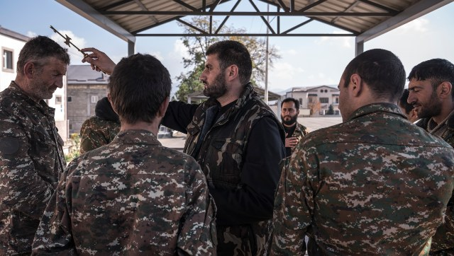 Death and despair in NagornoKarabakh Armenia and Azerbaijans brutal war leaves region ravaged