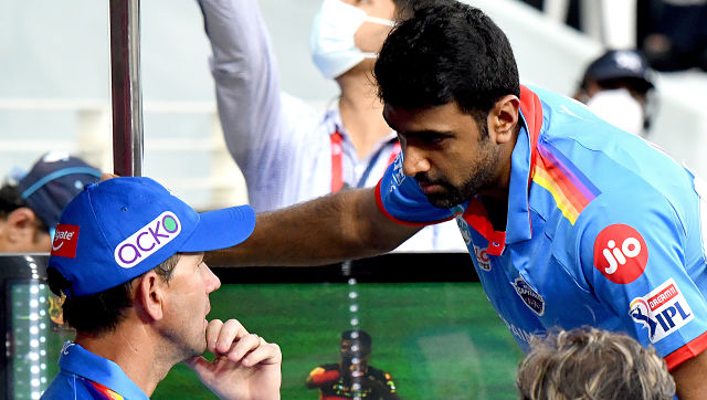 'First and final warning,' sounds out Ashwin after not mankading Finch