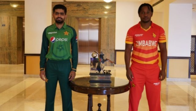 The ODI series will open World Cup Super League campaign for Pakistan. @TheRealPCBMedia