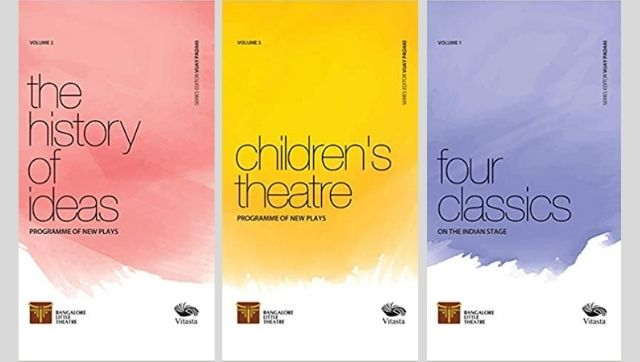 From stage to page Recent excursions in Indian theatre publishing provide vital insight into the form and its future