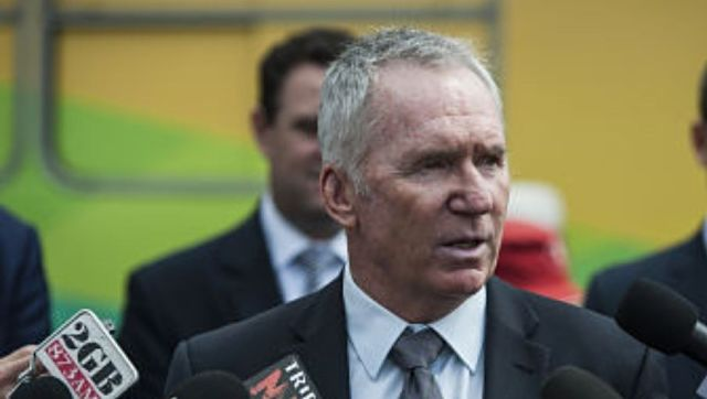 File image of Allan Border. Getty Images