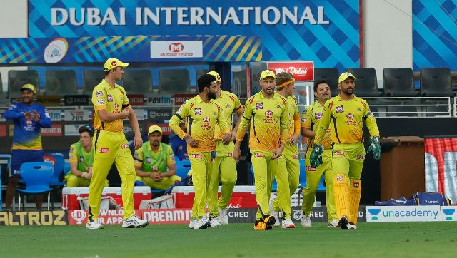 MS Dhoni's Chennai Super Kings find themselves languishing at the bottom of the IPL standings. Sportzpics