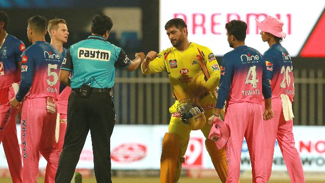 Rajasthan Royals defeat CSK by seven wickets