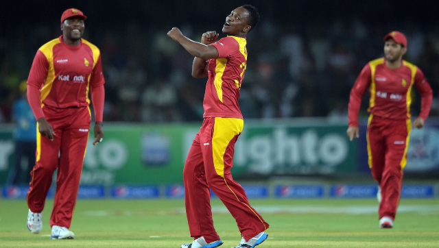 Chamu Chibhabha To Lead Zimbabwe's 20-Member Squad Against Pakistan