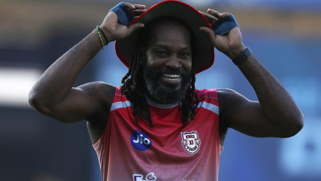 Chris Gayle has not played a single match so far in IPL 2020. Image: Sportzpics for BCCI