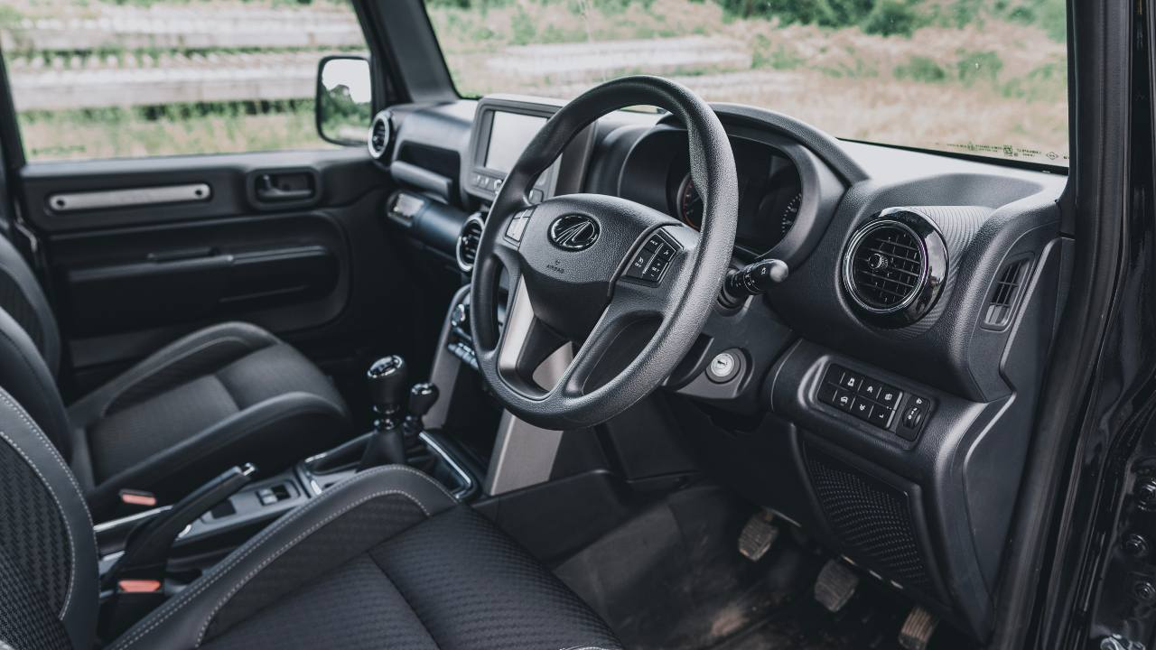 Quick drive review The 2020 Mahindra Thar could be your only car