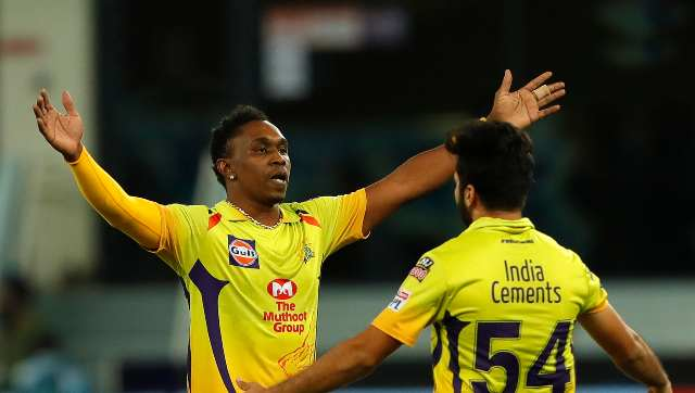 Bravo shines with ball in CSK win