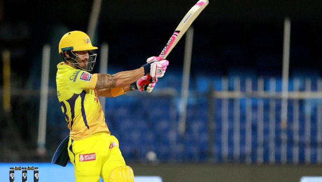Faf du Plessis pulled out of LPL due to upcoming limited-overs series between South Africa and England. Image: Sportzpics for BCCI