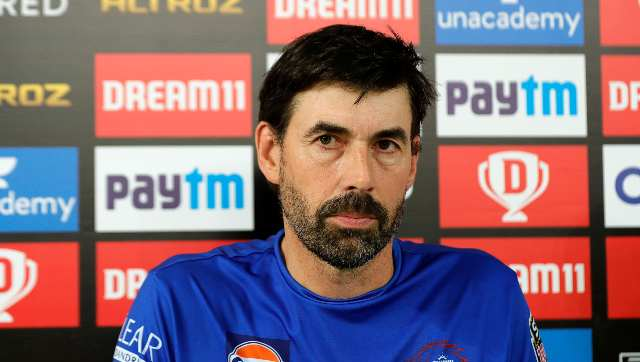 File image of Stephen Fleming. Sportzpics