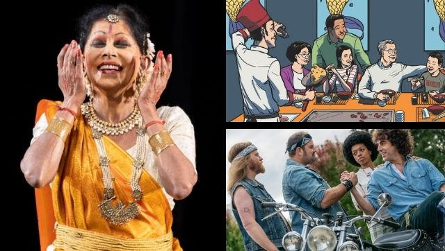 The Friday List From exploring the spirituality of Bhakti poetry to cartooning family history your weekly calendar of virtual events