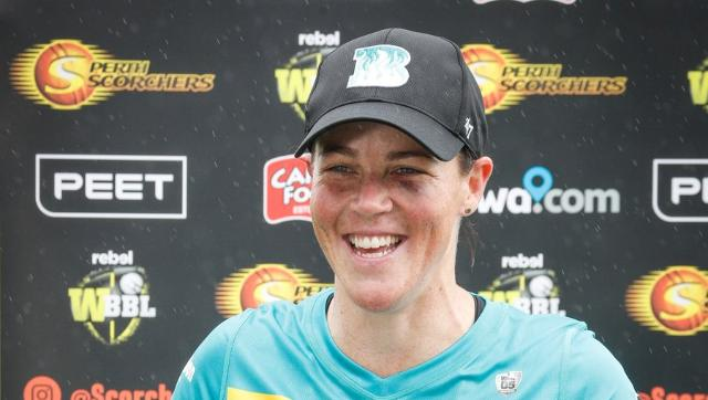 Grace Harris, who has played nine ODIs and 11 T20Is for Australia since making her debut in 2015, smashed 53 off 37 balls as defending champions Brisbane Heat started their WBBL campaign with a win against Perth Scorchers on Sunday. Twitter @WBBL