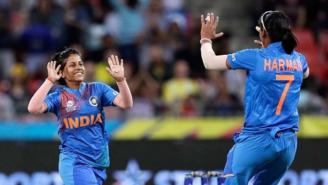 The Indian women's cricket team has overtaken New Zealand to rise to the third spot in the T20 International standings. AP