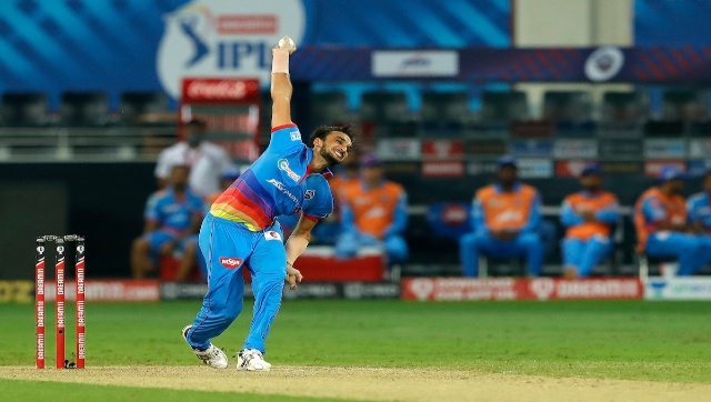 Harshal Patel has proven to be an invaluable fifth bowling option for Delhi Capitals. Sportzpics