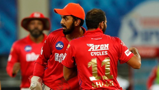 KL Rahul also praised pacer Mohammed Shami for his incredible over that allowed KXIP to the match against MI into second super over where they eventually won it. Image: Sportzpics for BCCI