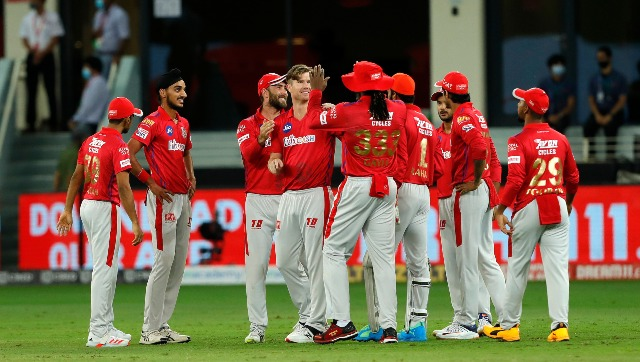 Kings XI have already played the top three teams of IPL 2020 and have kept their playoffs chances alive. Image: Sportzpics