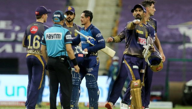 After captaincy change at KKR, franchise would now hope to quickly attain on-field consistency to be able to book a playoffs spot. Image: Sportzpics for BCCI