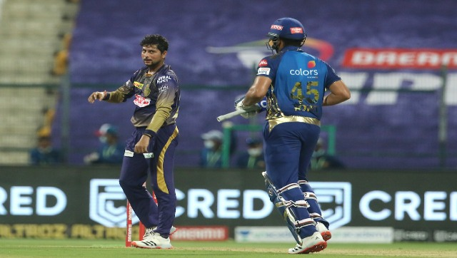 Kuldeep, who had a forgettable last season, has so far bowled just nine overs from three games before being dropped against Delhi Capitals and Chennai Super Kings. Sportzpics