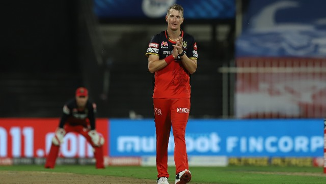 Chris Morris' inclusion in the playing XI has significantly improved the balance of RCB. Image courtesy: Sportzpics