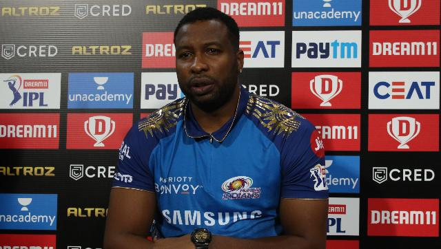Kieron Pollard also said that it was a good bowling effort to restrict RCB to 164/6, as at one stage, the opposition looked like putting 190-200 runs on the board. Sportzpics