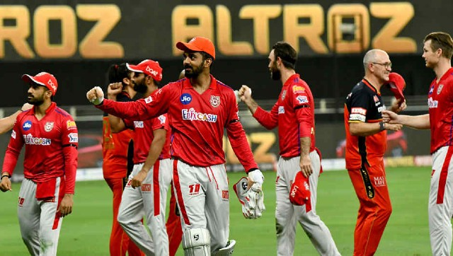 KXIP's onlly win in IPL 2020 has come against RCB. Sportzpics