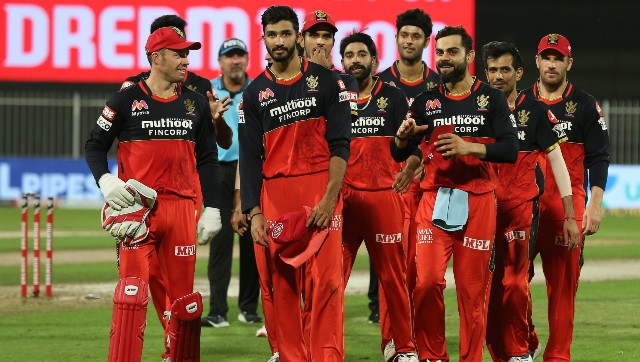 RCB's bowling unit appears more confident and settled now, which is a major reason for the team's improved showing in IPL 2020. Image: Sportzpics