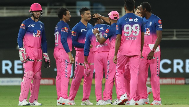 Rajasthan Royals' batting failed to come good against KKR on Wednesday. Image courtesy: Sportzpics