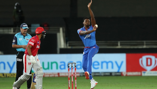 Having scalped 21 wickets from just 10 matches, Rabada currently possesses the Purple Cap. Sportzpics
