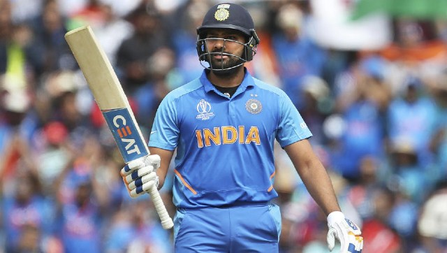 Rohit (1,328 runs at 53.12, strike rate 91) has a better record than even Kohli in Australia. File image
