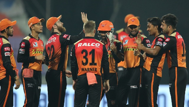 SRH now have 12 points from 13 games and need to win their last league game against table-toppers Mumbai Indians to stay in the hunt. Sportzpics