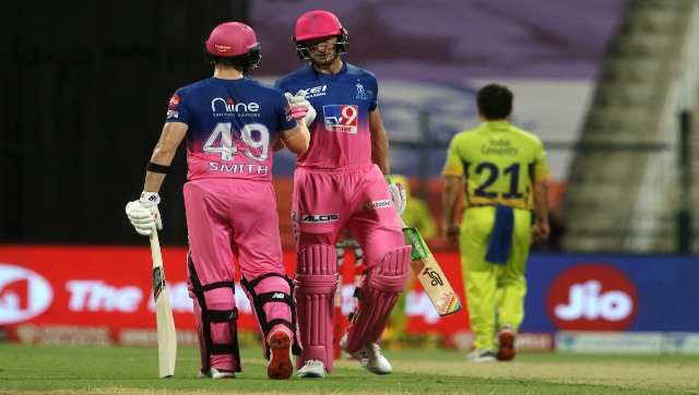 IPL 2020: Rajasthan Royals humble CSK by 7 wickets
