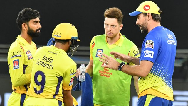 CSK coach Stephen Fleming admitted that batting is a major concern for his team: Image: Sportzpics for BCCI