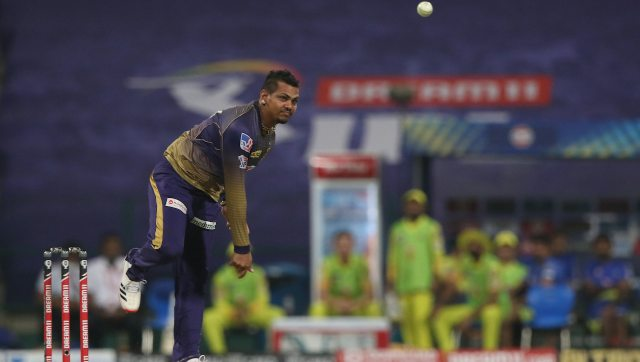 Sunil Narine has been taken off the suspect action warning list. Image: Sportzpics for BCCI