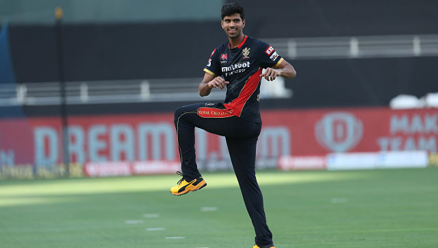 Beneath Washington Sundar's calm demeanor is a tough cricketer who loves challenges and thrives under pressure. Sportzpics