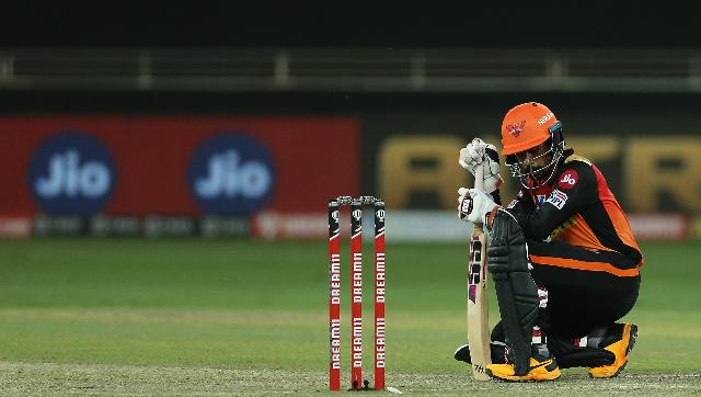 There is a possibility that Wriddhiman Saha may be advised to skip the next two games and in case Sunrisers make it to play-offs, he would be fully fit. Sportzpics