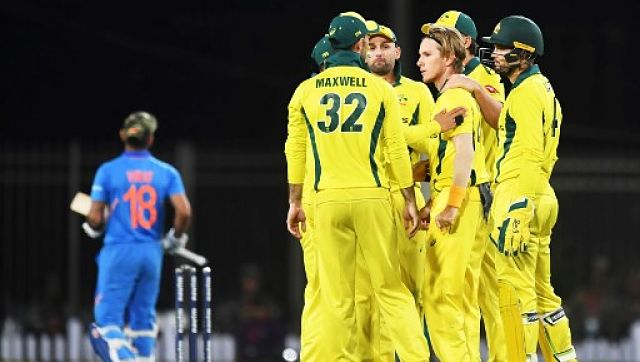 Adam Zampa dismissed Virat Kohli five times in ODI cricket, the most by any spinner. AFP