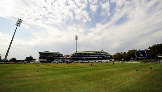 File image of Newlands pitch and cricket ground. AFP