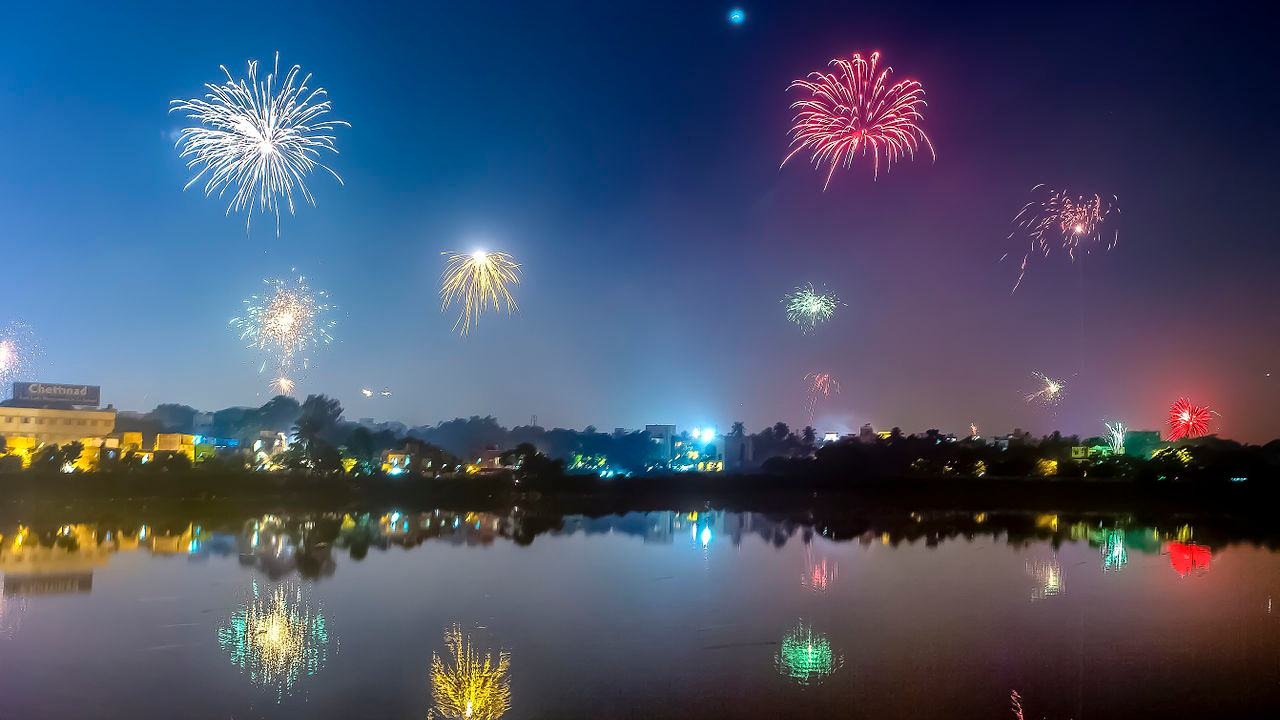 NGT bans firecrackers during Diwali in India due to the health risks with COVID-19 and air pollution-India News , Firstpost