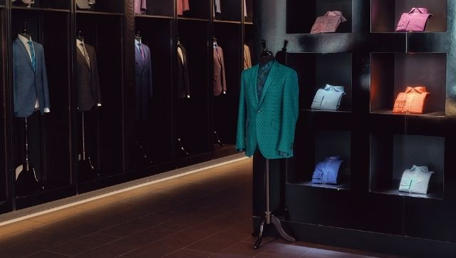 From personal robots to online stores how the pandemic is making Savile Row evolve technologically