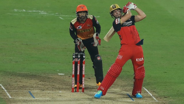 RCB's over-reliance on AB de Villiers has been their undoing. Image: Sportzpics