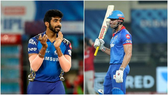 Marcus Stoinis could open the batting once again, and he will be up against Jasprit Bumrah, who dismissed him with a peach of a delivery the last time the two teams faced in Qualifier 1. Sportzpics